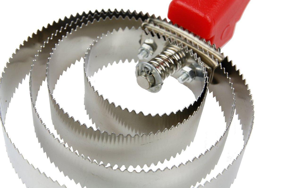 73c1ccaf0098a Zgrzeblo metalowe spiralne dwustronne dla koni · Zgrzeblo metalowe spiralne  dwustronne dla koni ...